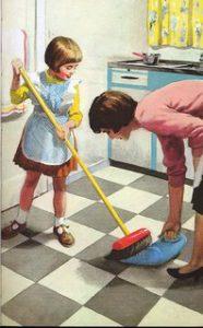 L'ansia della pulizia: quando il bisogno di pulire diventa un'ossessione.